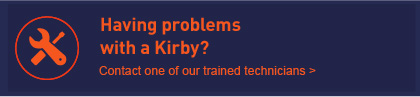 Having problems with your Kirby