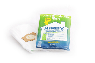 Kirby Avalir 6pk Hepa Filtration Universal Fitting Bags